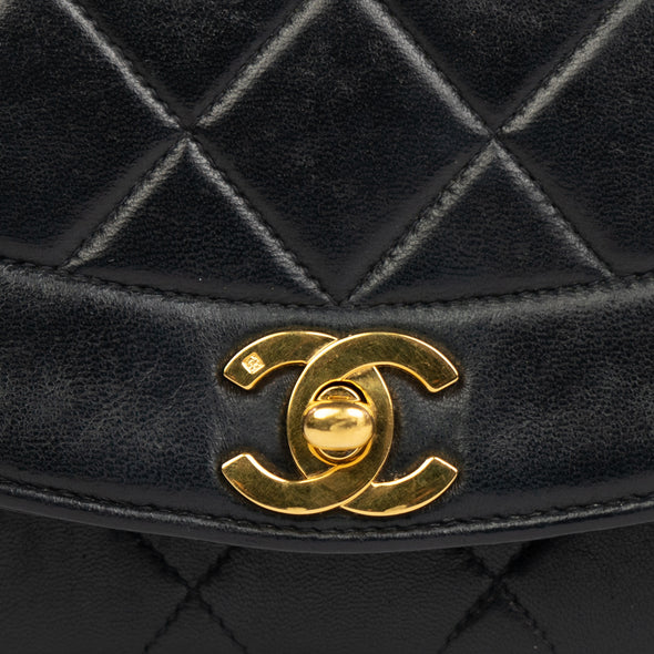 Chanel Vintage Small Diana Flap Bag