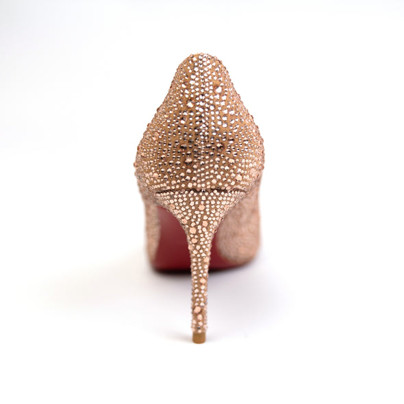 Christian Louboutin Crystal Pumps