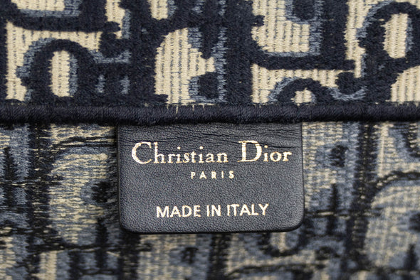 Christian Dior Oblique Book Tote Bag