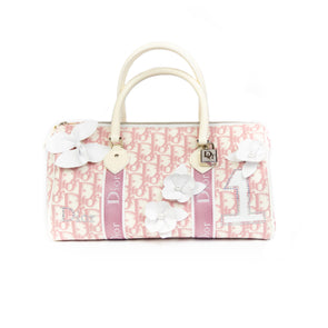 Christian Dior Girly Boston Bag