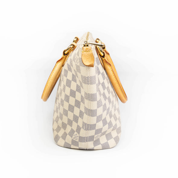 Louis Vuitton Damier Azur Saleya PM Bag