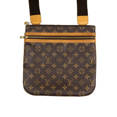 Louis Vuitton Monogram Pochette Valmy Bag