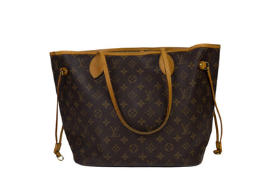 Louis Vuitton Monogram Neverfull MM Handbag