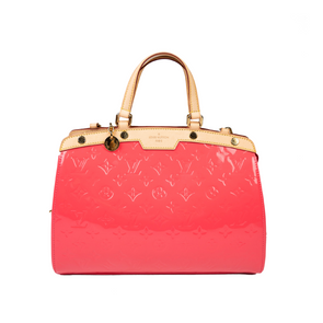 Louis Vuitton Vernis Brea MM Bag