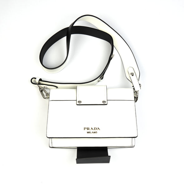 Prada Plex Ribbon Bag