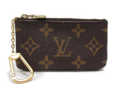 Louis Vuitton Monogram Cles Pouch