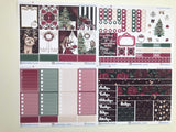 Perfect Christmas Vertical Weekly Kit