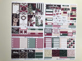 Perfect Christmas Happy Planner Classic Weekly Kit
