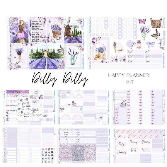Dilly Dilly Happy Planner Classic