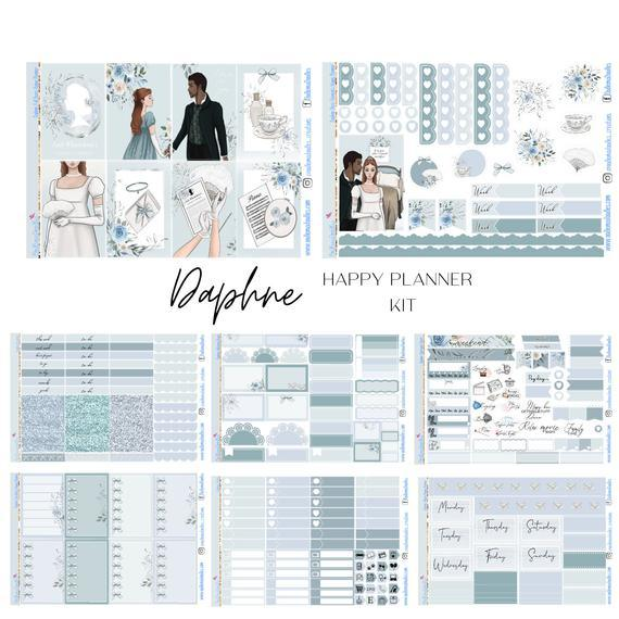 Daphne Happy Planner Classic