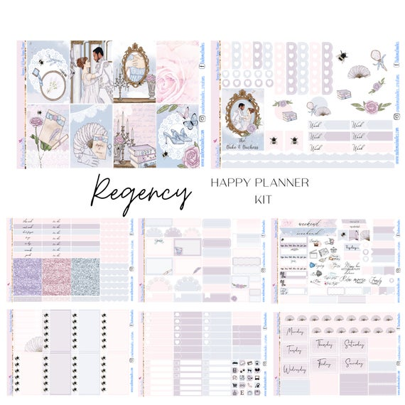 Regency Happy Planner Classic