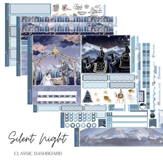 Silent Night HP Classic Dashboard