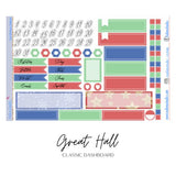 Great Hall HP Classic Dashboard