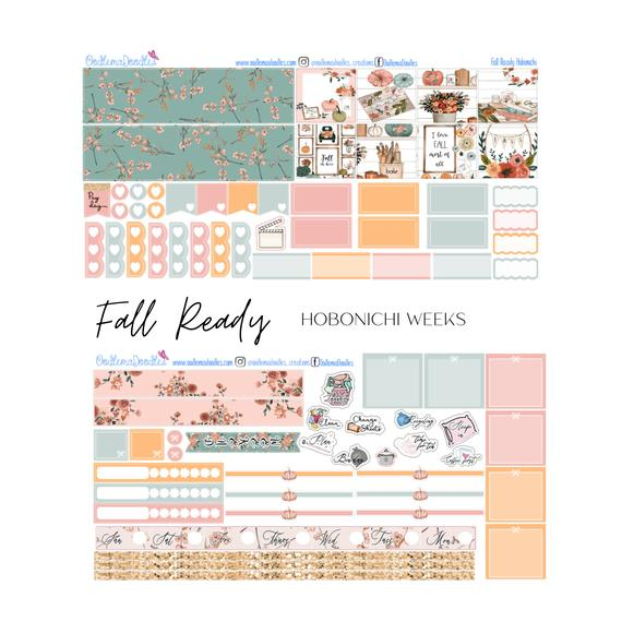 Fall Ready - Hobonichi