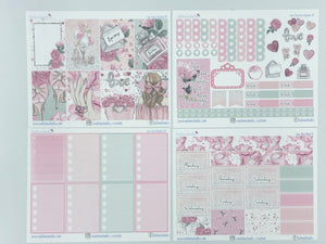 Love Story - Happy Planner Classic