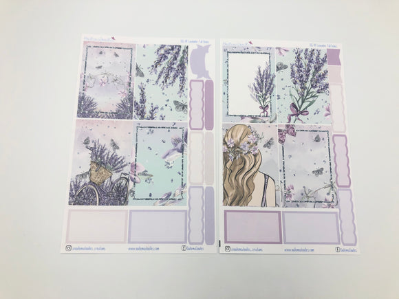 Lavender - BIG Happy Planner
