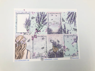 Lavender - Happy Planner Classic