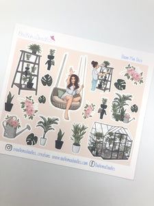 Bloom - Decorative Stickers