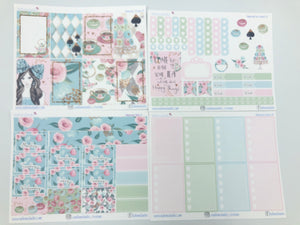 Wonderland - Happy Planner Classic