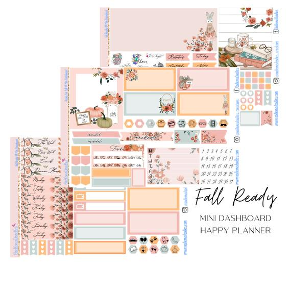 Fall Ready - Mini HP Dashboard