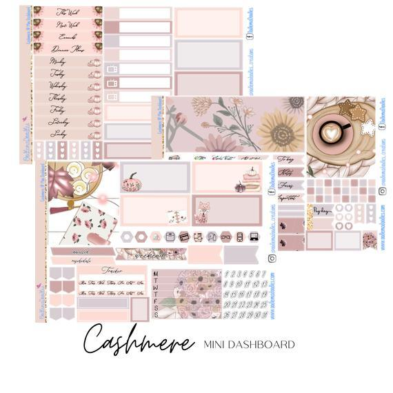 Cashmere - Mini HP Dashboard