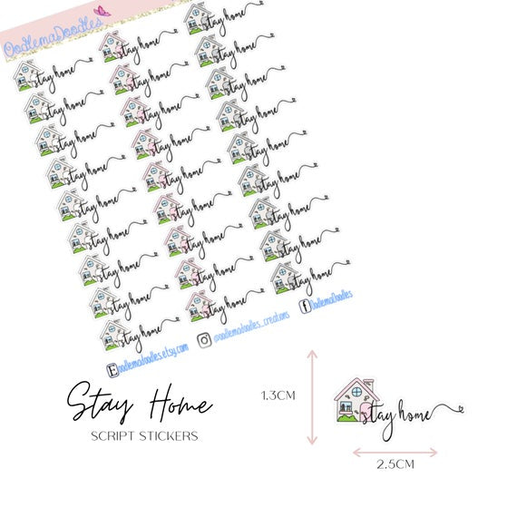 Stay Home Script