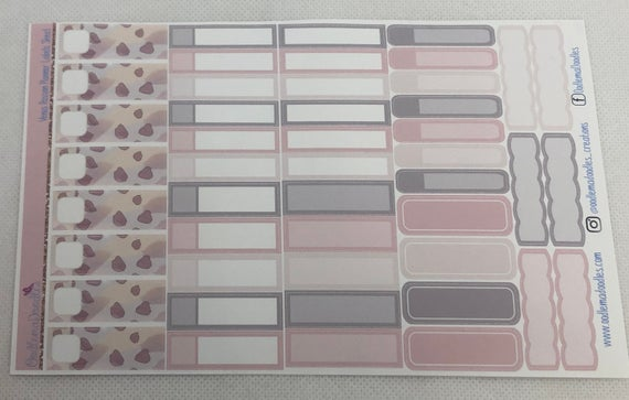 Venus Extra Labels Sheet
