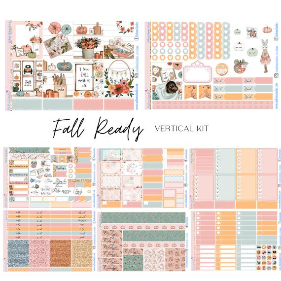 Fall Ready - Vertical Weekly