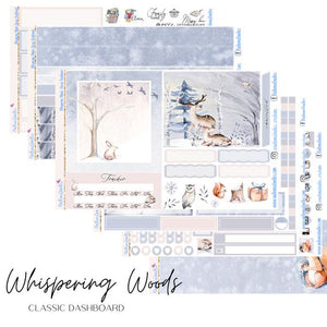 Whispering Woods HP Classic Dashboard