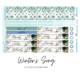 Winters Song HP Classic Dashboard
