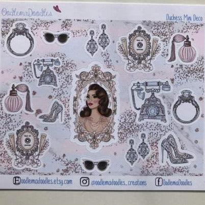 Duchess Decorative Stickers