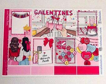 Galentine - Vertical Weekly