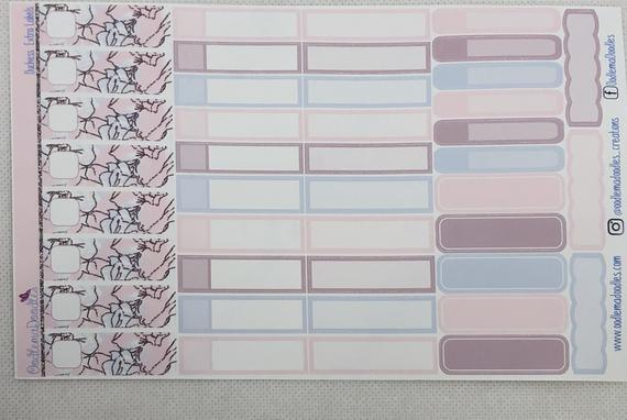 Duchess Extra Labels Sheet