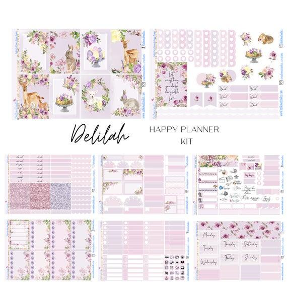 Delilah Happy Planner Classic
