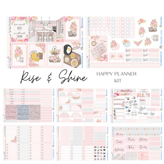 Rise & Shine Happy Planner Classic