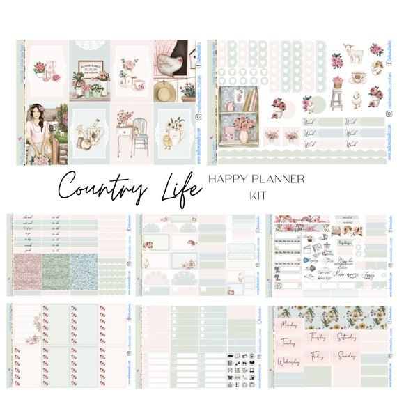 Country Life Happy Planner Classic