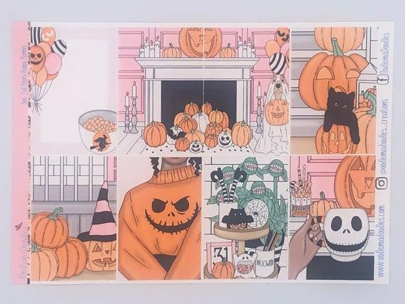 Boo - Happy Planner Classic