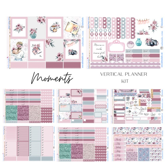 Moments Vertical Weekly