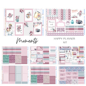 Moments Happy Planner Classic