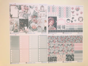 Winter Wonderland Happy Planner Classic Weekly Kit