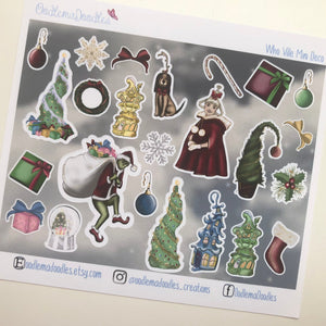 Whoville : Decorative Stickers