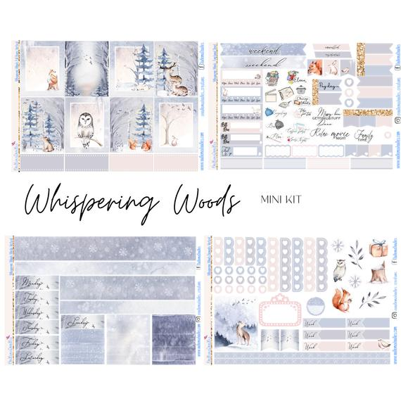 Whispering Woods Mini Kit
