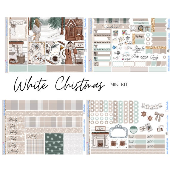 White Christmas Mini Kit