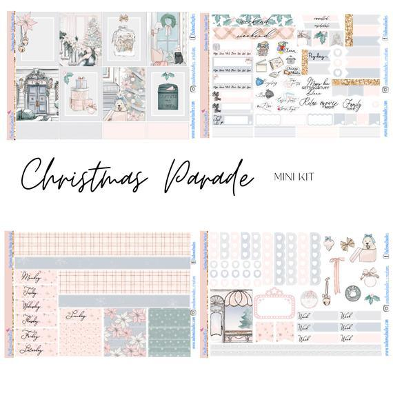 Christmas Parade Mini Kit