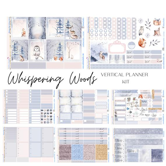 Whispering Woods Vertical Weekly