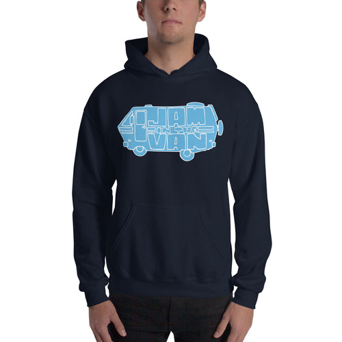 Jam in the Van - Hooded Sweatshirt - Classic Logo