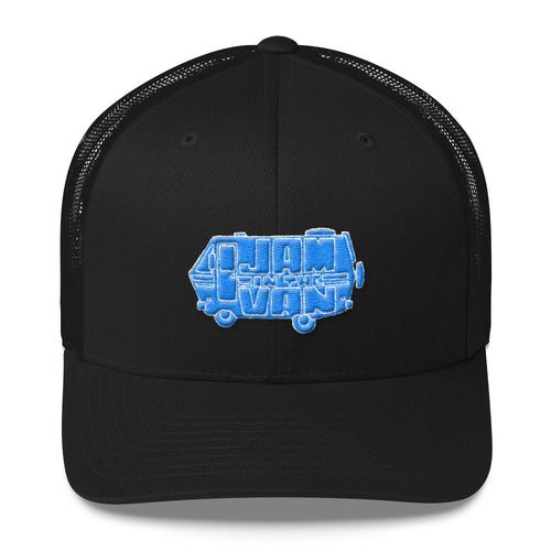 Jam in the Van Trucker Cap