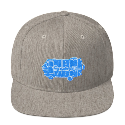 Jam in the Van - Snapback Hat