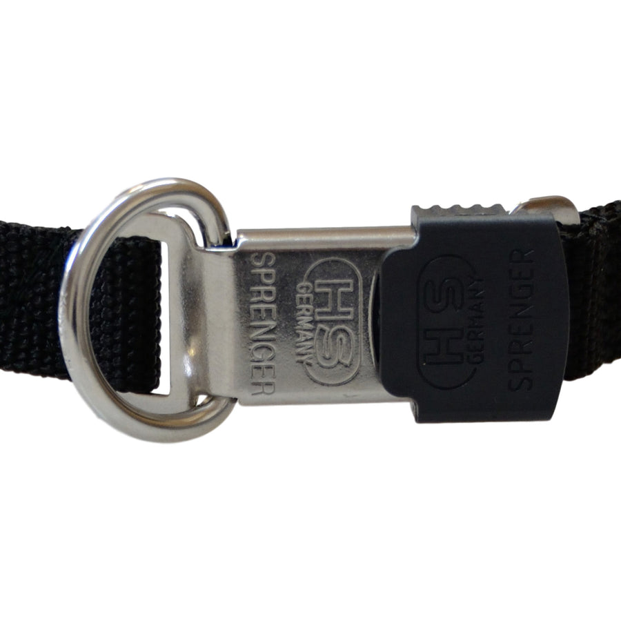Sprenger Stainless Steel Prong Collar With Click Lock