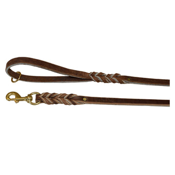 Soft Premium Leather Leash